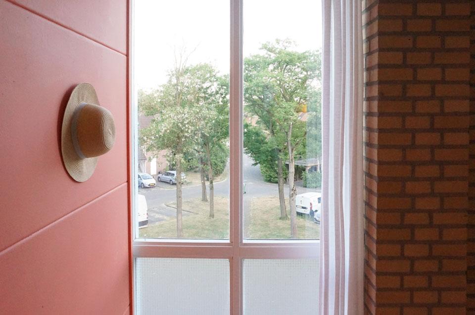 DIY vensterbank vooraf
