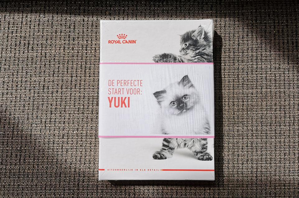 Royal Canin kittenpakket