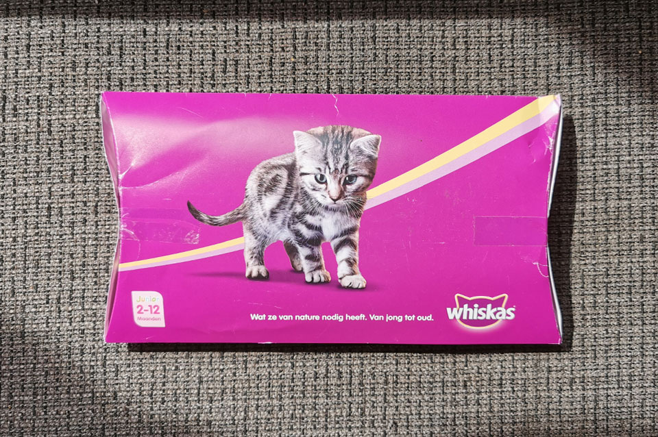 Whiskas kittenpakket